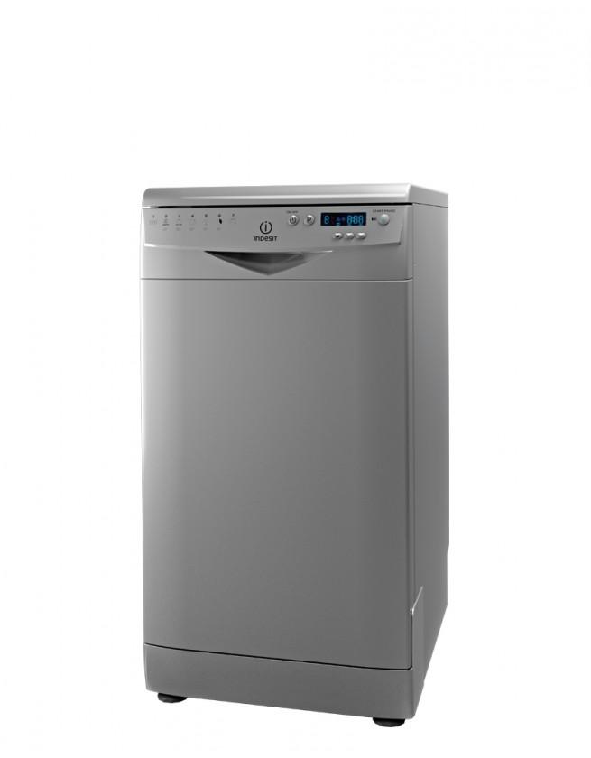 Voľne stojace umývačky Indesit DSR 57M94 A S EU
