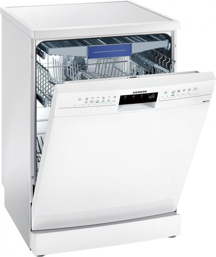 Voľne stojace umývačky Siemens SN236W01KE OBAL POŠKODENÝ