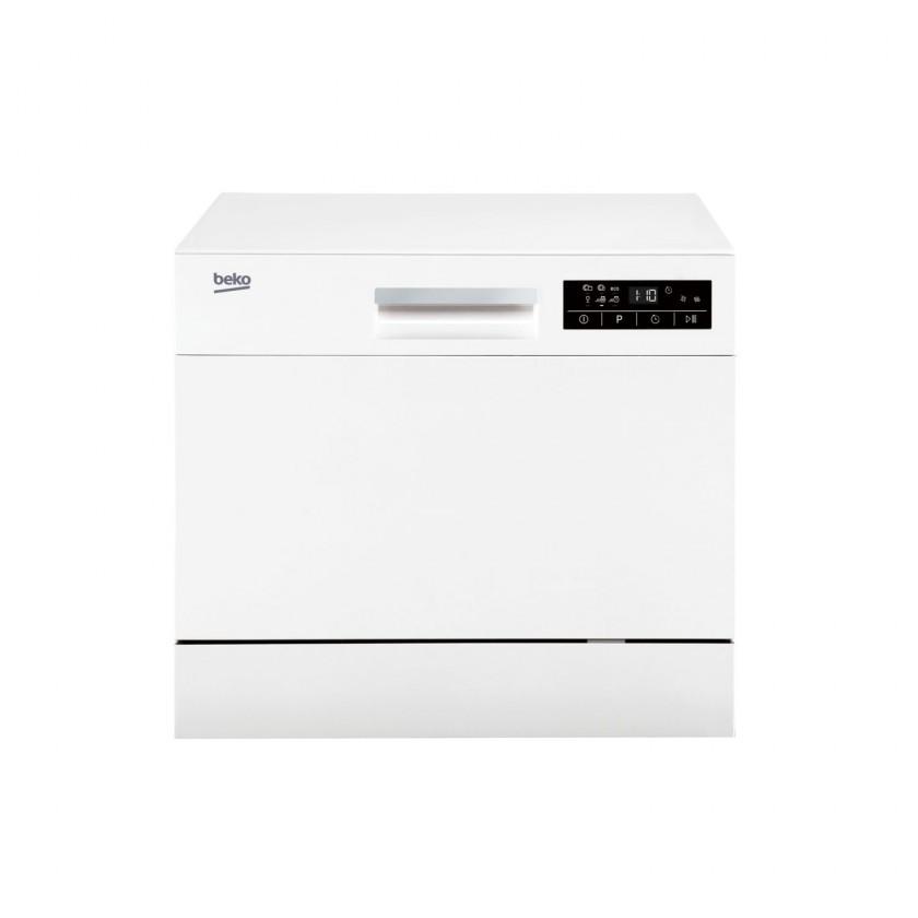Voľne stojace umývačky Stolová umývačka riadu Beko DTC 36610 W