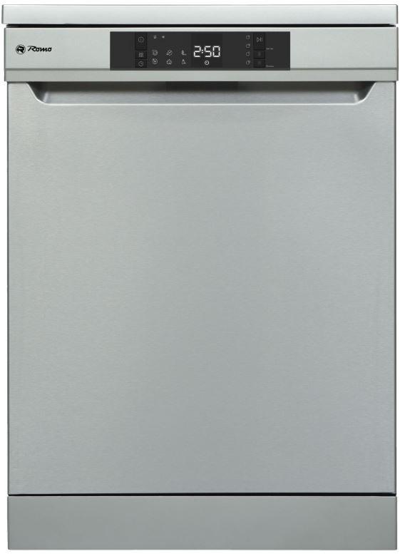 Voľne stojace umývačky Umývačka riadu Romo RVD6002X, A++, 13 sád