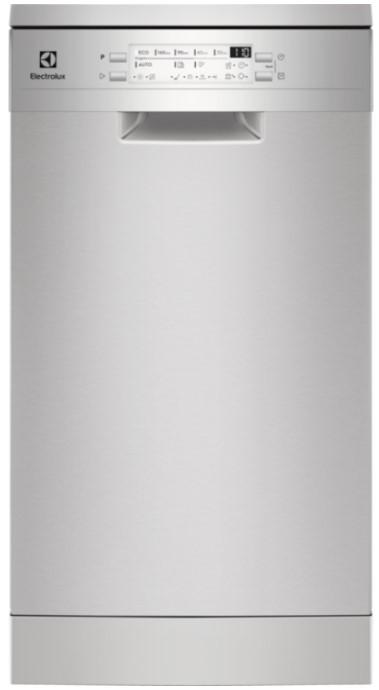 Voľne stojace umývačky Volne stojaca umýčka riadu Electrolux ESM43200SX,A++,45cm,10sad