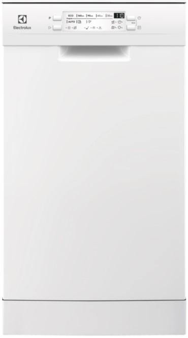 Voľne stojace umývačky Volne stojaca umýčka riadu Electrolux ESS42200SW,A++,45cm,9sad