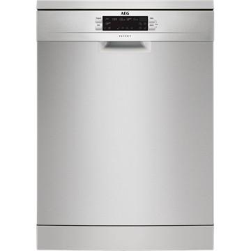 Voľne stojace umývačky Voľne stojaca umývačka riadu AEG FFB 62700 PM