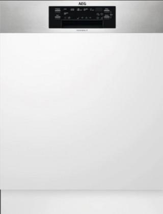 Voľne stojace umývačky Voľne stojaca umývačka riadu AEG Mastery FEE62700PM, A++