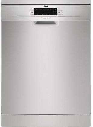 Voľne stojace umývačky Voľne stojaca umývačka riadu AEG Mastery FFB52910ZM, A++, 60 cm,