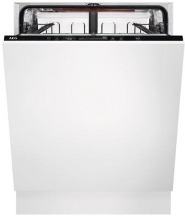 Voľne stojace umývačky Voľne stojaca umývačka riadu AEG Mastery FSB53627P