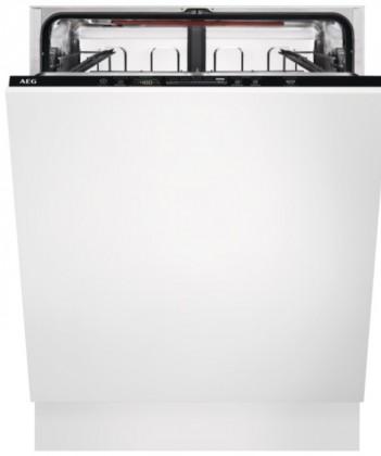 Voľne stojace umývačky Voľne stojaca umývačka riadu AEG Mastery FSB53637P