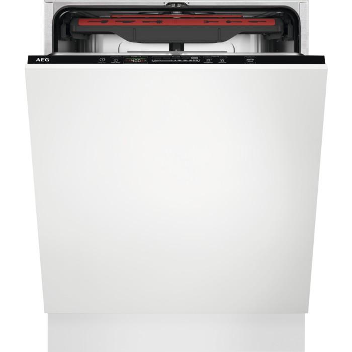 Voľne stojace umývačky Voľne stojaca umývačka riadu AEG Mastery FSB53927Z, A+++