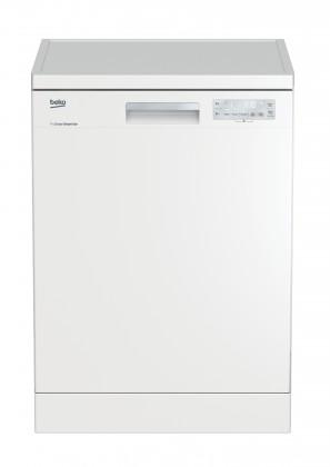 Voľne stojace umývačky Voľne stojaca umývačka riadu Beko DFN 39431 W