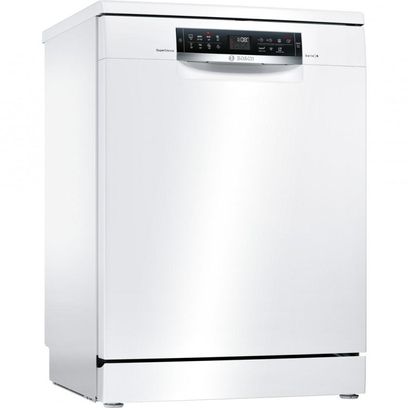 Voľne stojace umývačky Voľne stojaca umývačka riadu Bosch SMS 68TW03