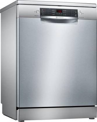 Voľne stojace umývačky Voľne stojaca umývačka riadu Bosch SMS46FI01E