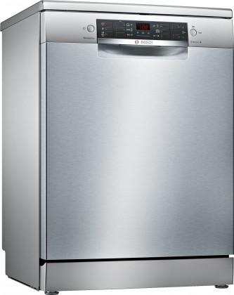 Voľne stojace umývačky Voľne stojaca umývačka riadu Bosch SMS46LI00E