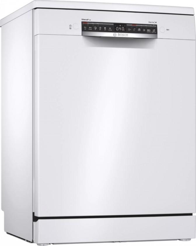 Voľne stojace umývačky Voľne stojaca umývačka riadu Bosch SMS4ECW26E, 60cm