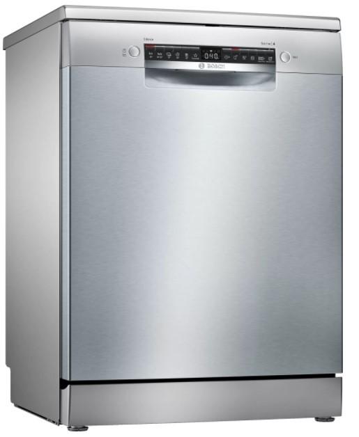 Voľne stojace umývačky Voľne stojaca umývačka riadu Bosch SMS4HVI33E, 60cm