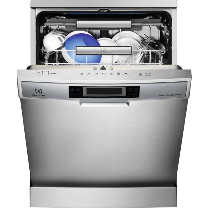 Voľne stojace umývačky Voľne stojaca umývačka riadu Electrolux ESF8820ROX