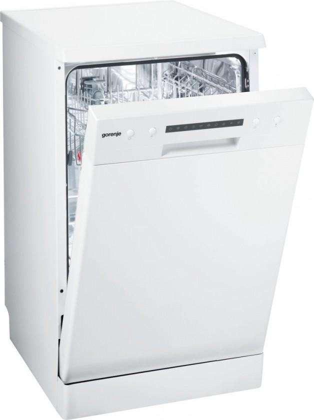 Voľne stojace umývačky Voľne stojaca umývačka riadu Gorenje GS52115W