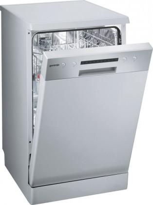 Voľne stojace umývačky Voľne stojaca umývačka riadu Gorenje GS52115X