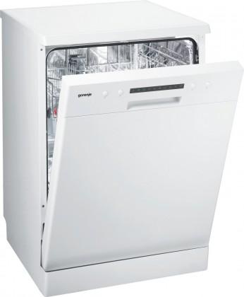 Voľne stojace umývačky Voľne stojaca umývačka riadu Gorenje GS62115W, A++, 60cm
