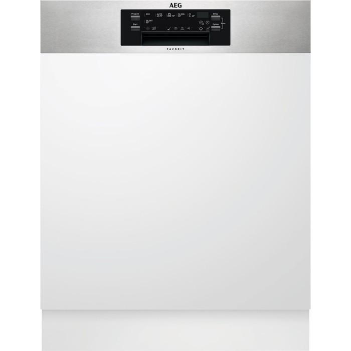Voľne stojace umývačky Vstavaná umývačka riadu AEG Mastery FEE62700PM, A++