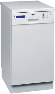 Voľne stojace umývačky Whirlpool ADP750WH