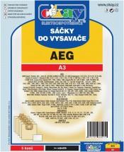 Vrecka do vysávača AEG A3 10ks