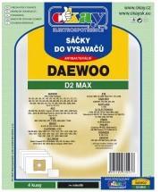 Vrecka do vysávača DAEWOO D2MAX 4ks