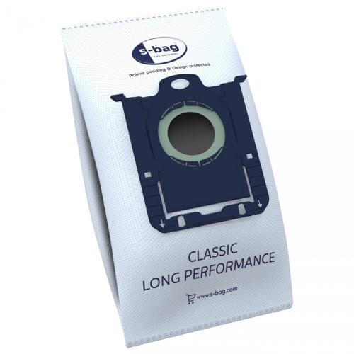 Vrecká do vysávača Electrolux E201B S-bag, Long Performance, 4ks