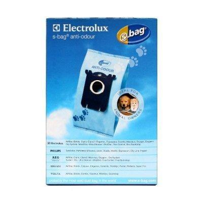cd6164ccf ... 4ks Vrecká do vysávača Electrolux S-BAG E203B AntiOdour, 4ks