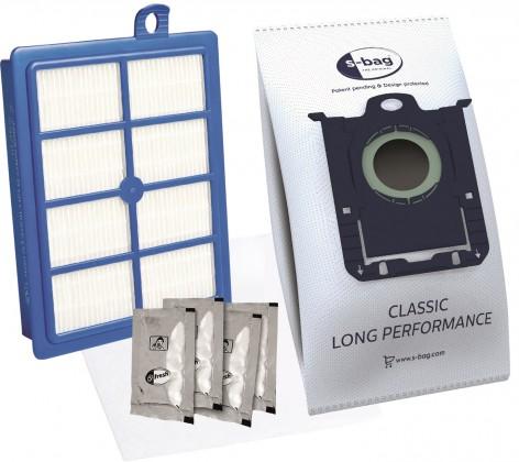 Vrecká do vysávača Electrolux Sada s filtry USK9 4 ks