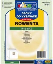Vrecka do vysávača R15MAX antibakteriálne 4ks