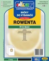 Vrecká do vysávača Rowenta MAXR10, 4ks