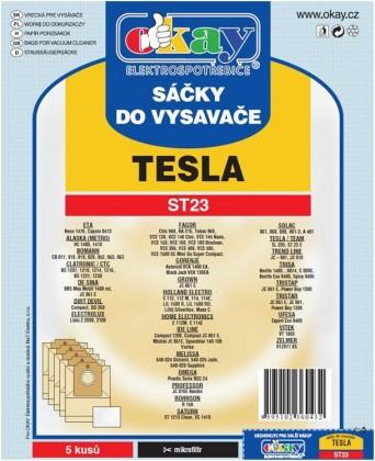 Vrecká do vysávača Sáčky do vysavače ST23 10ks