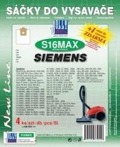 Vrecká do vysávača Sáčky MAXS16ES do vysavačů Bosch,Siemens ROZBALENO