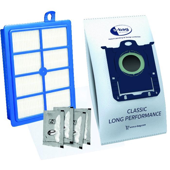 Vrecká do vysávača Sada s filtrami Electrolux USK9, 4ks