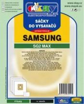 Vrecka do vysávača Samsung SG2MAX 4ks