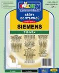 Vrecka do vysávača Siemens S16 MAX 8ks