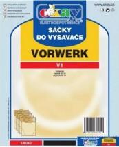 Vrecká do vysávača Vorwerk V1, 5ks