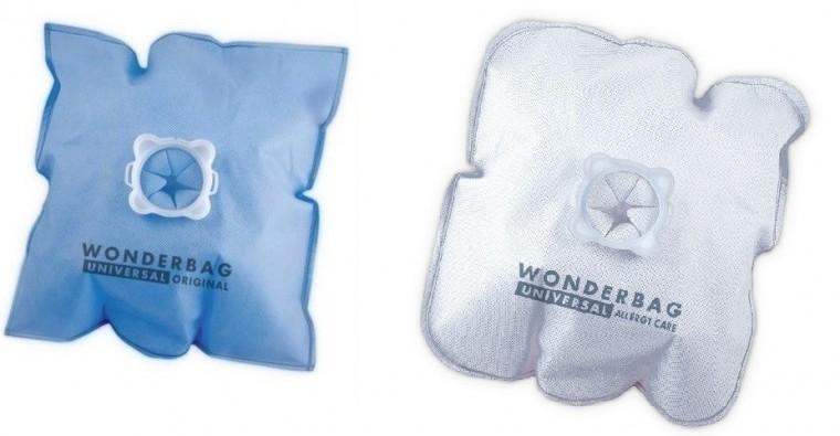 Vrecká do vysávača Vrecka do vysávača Rowenta Wonderbag Original 15x+Allergy care3x