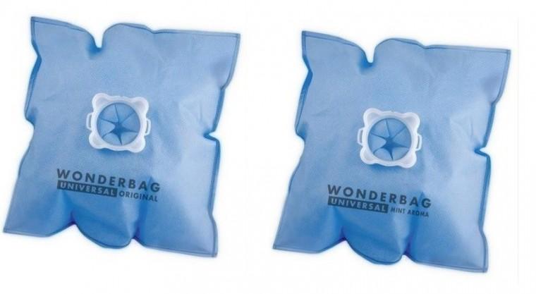 Vrecká do vysávača Vrecka do vysávača Rowenta Wonderbag Original 8x + Mint Aroma 2x
