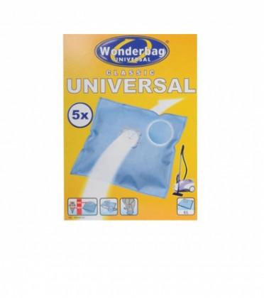 Vrecká do vysávača Vrecká do vysávača Wonderbag Classic, 5ks