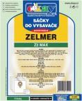Vrecka do vysávača Zelmer Z2 MAX 8ks