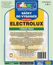 Vrecká do vysávačov Electrolux S-bag MAX, antibakteriálne, 8ks
