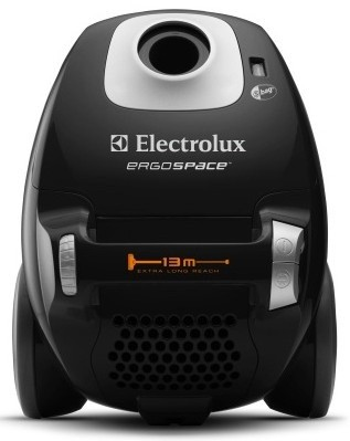 Vreckový vysávač  Electrolux ZE 305SPC Ergo Space