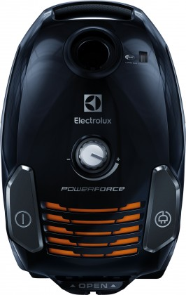 Vreckový vysávač Sáčkový vysavač Electrolux PowerForce EPF63EBS POUŽITÉ, NEOPOTREB