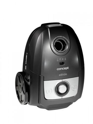 Vreckový vysávač Vreckový vysávač Concept Solido VP8072