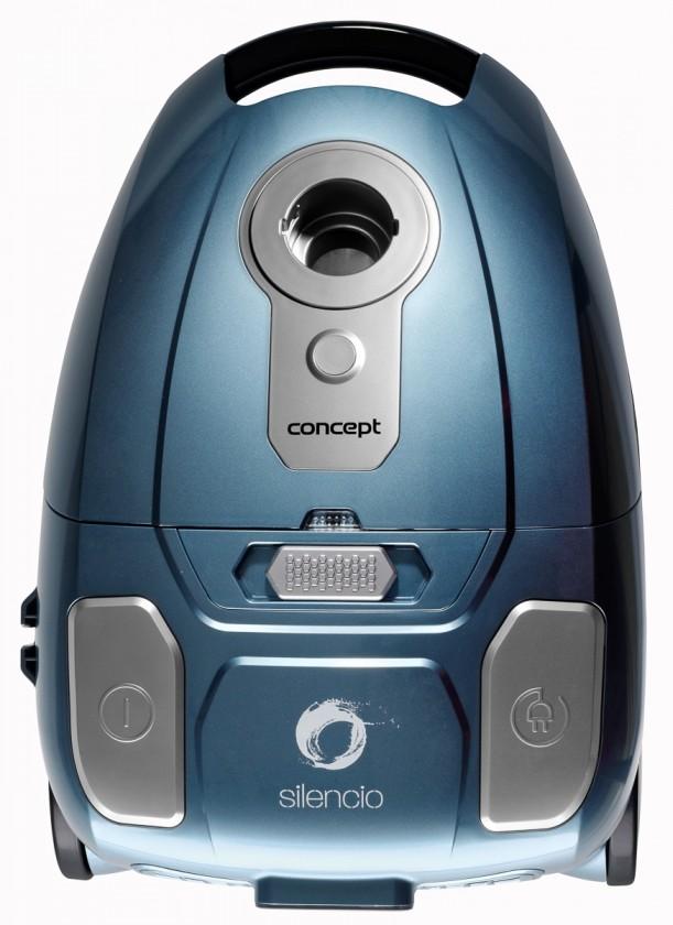 Vreckový vysávač Vreckový vysávač Concept VP8250 Silencio