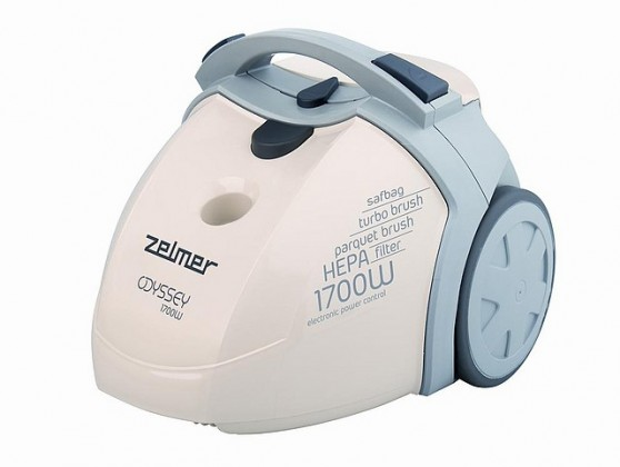 Vreckový vysávač Zelmer 450.0 ST Odyssey