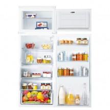 Vstavaná chladnička s mrazničkou hore Candy CFBD 2450/2E
