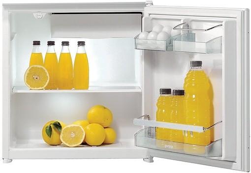 Vstavaná chladnička Vstavaná chladnička Gorenje RBI 4061 AW