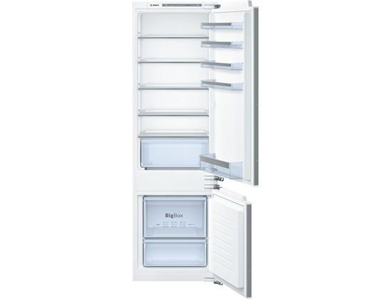 Vstavaná chladnička Vstavaná kombinovaná chladnička Bosch KIV 87VF30